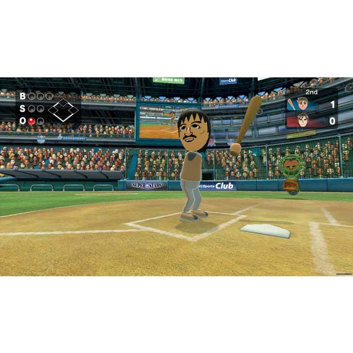 Wii Sports Baseball screenshot