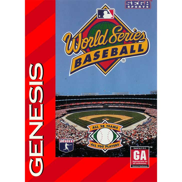 World Series Baseball (1994)