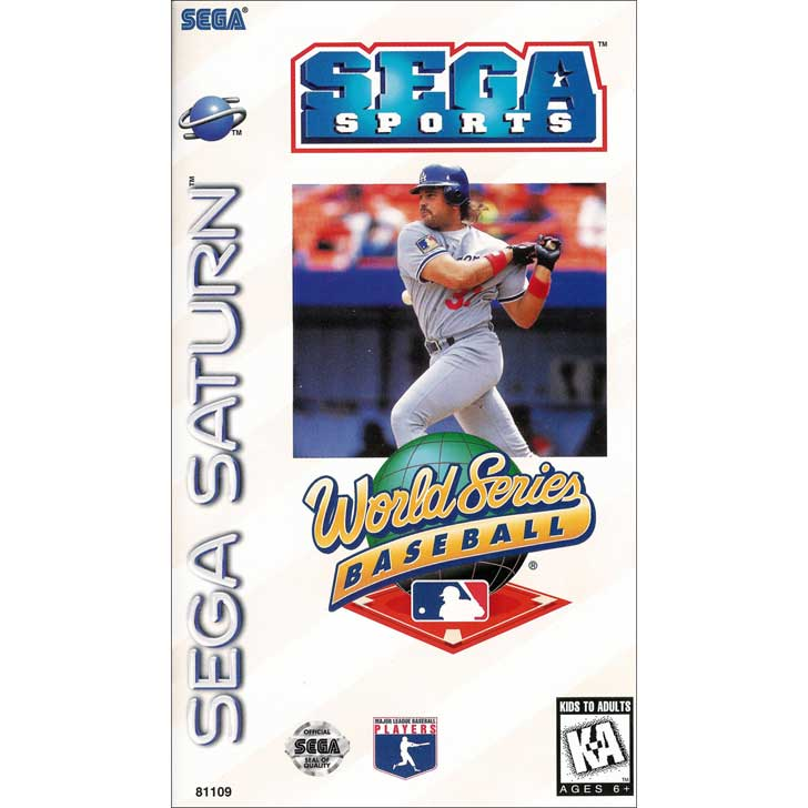 World Series Baseball (1995) featuring Mike Piazza