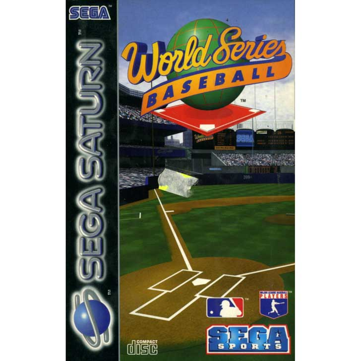 World Series Baseball (1995)