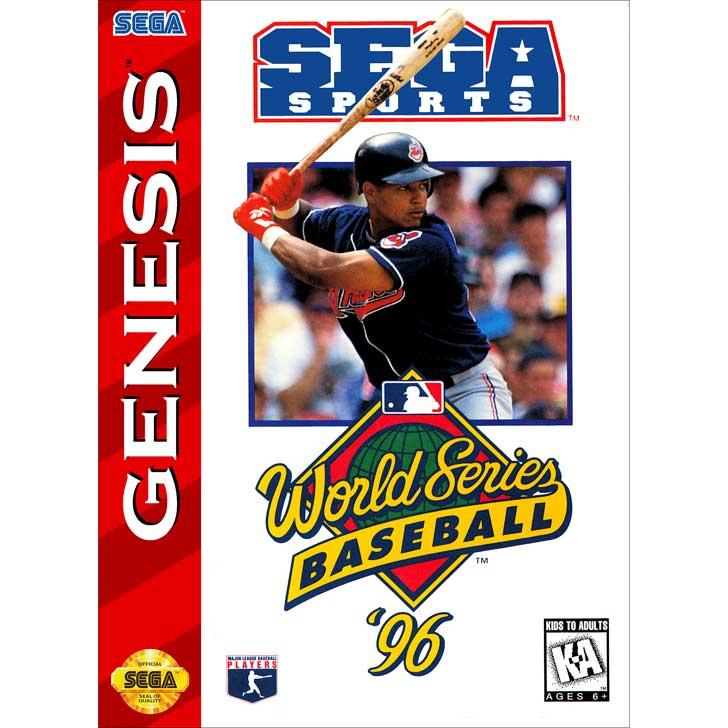 World Series Baseball '96 featuring Manny Ramirez