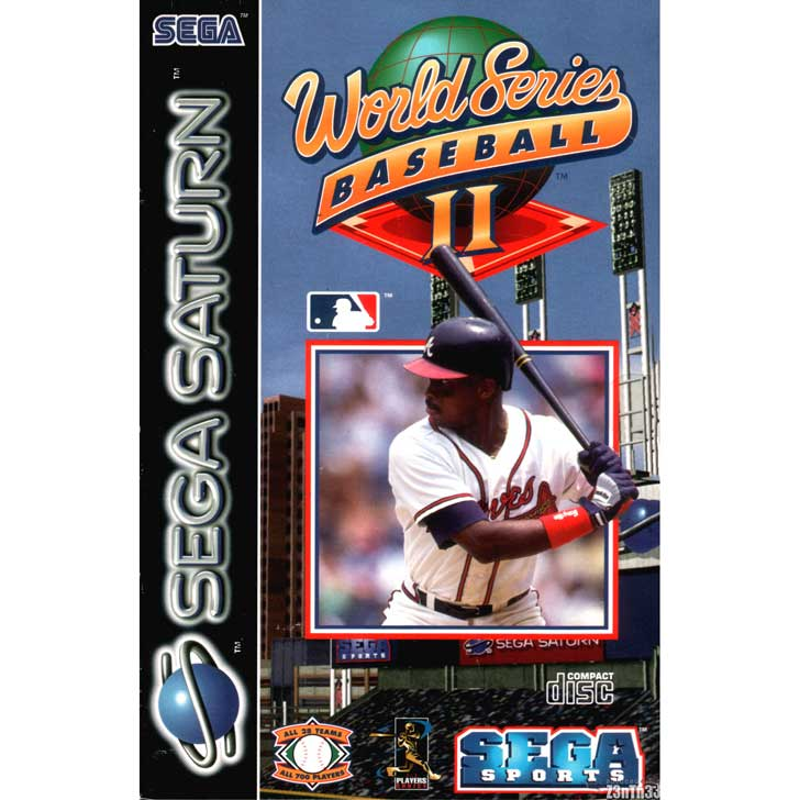 World Series Baseball II (1996) featuring Fred McGriff