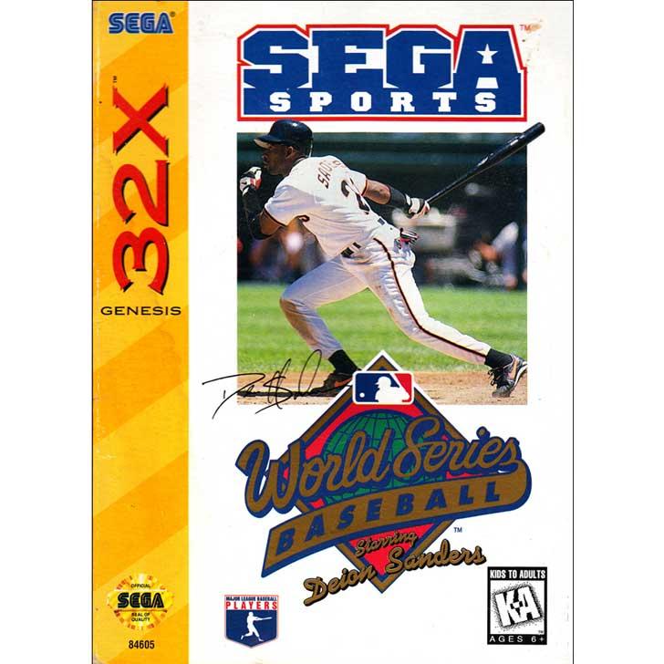 World Series Baseball starring Deion Sanders (1995)