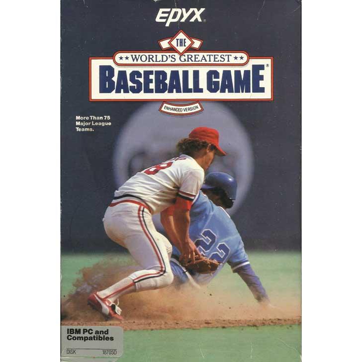 The World's Greatest Baseball Game (1984)