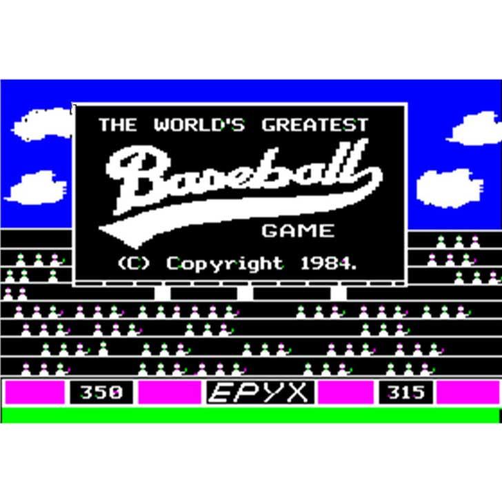 The World's Greatest Baseball Game screenshot