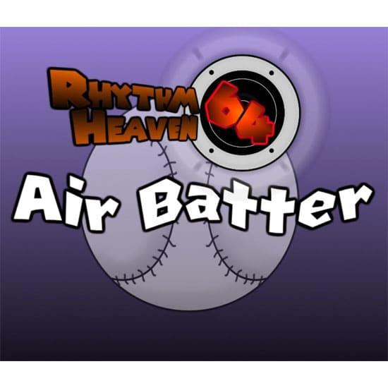 Air Batter, by Rhythm Heaven - Baseball Game