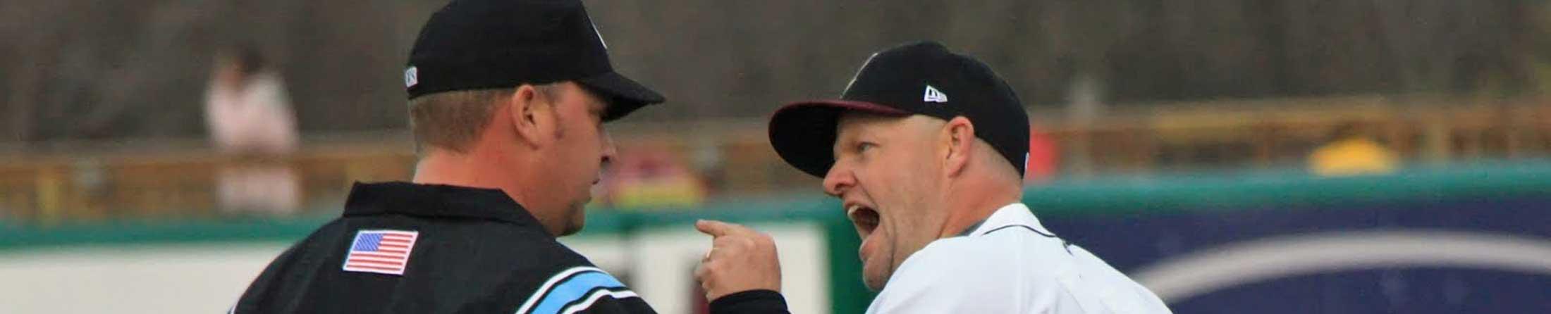 Arguing with Umpire - header