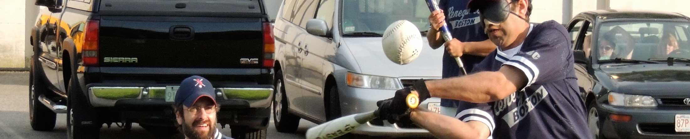 Beep Baseball - header