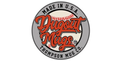 Dugout Mugs by Thompson Mug Co.