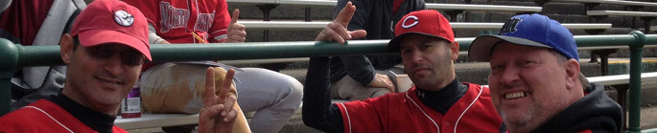 Paul Harrington, BABL baseball - header