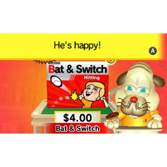 Rusty's Real Deal Baseball - Bat & Switch screenshot