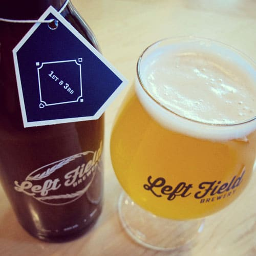 1st & 3rd - Left Field Brewery