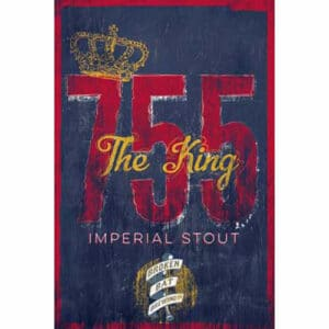 755 The King - Broken Bat Brewing Co.
