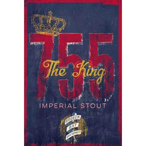 755 The King - Broken Bat Brewing Co.