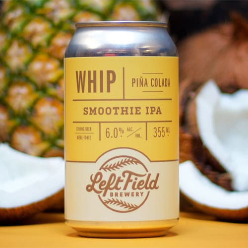 WHIP Pina Colada - Left Field Brewery