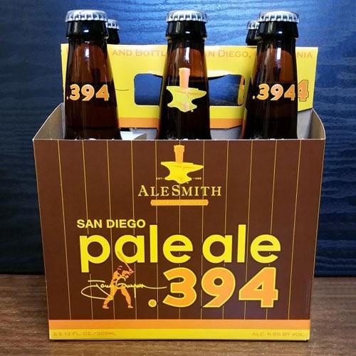 San Diego Pale Ale .394 - AleSmith Brewing Company