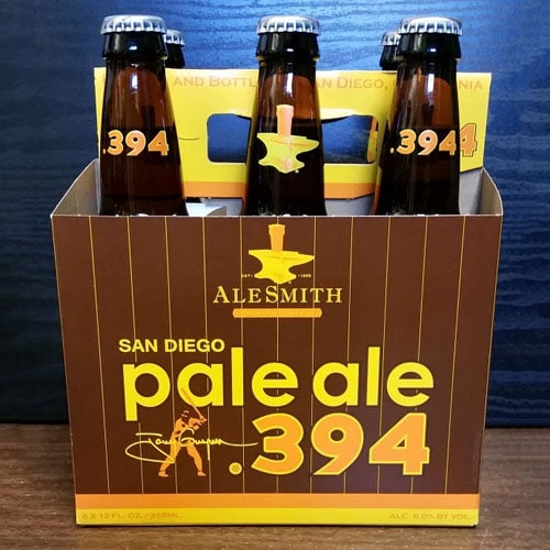 San Diego Pale Ale .394 - AleSmith Brewing Company