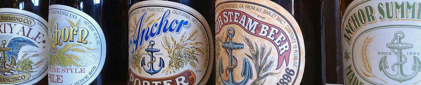 Beer from Anchor Brewing