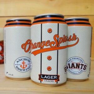 Orange Splash - Anchor Brewing