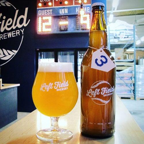 Anniversary No. 3 - Left Field Brewery