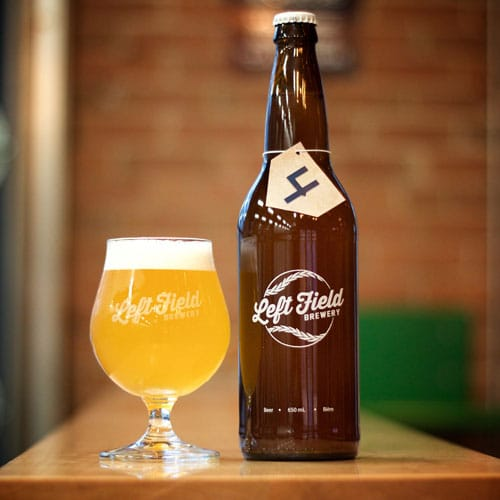 Anniversary No. 4 - Left Field Brewery