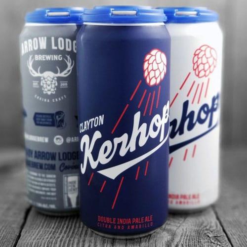 Clayton Kershop - Arrow Lodge Brewing