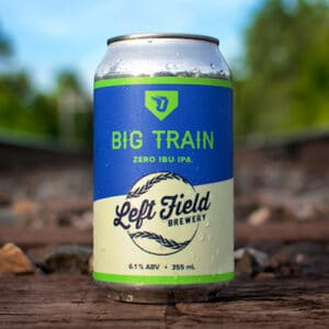 Big Train - Left Field Brewery