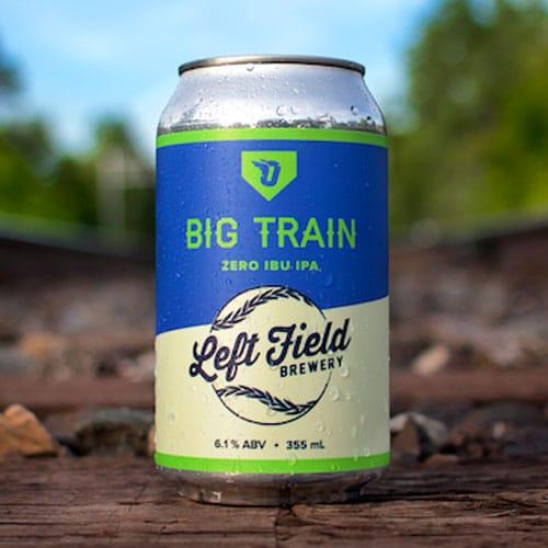 Big Train - Left Field Brewery