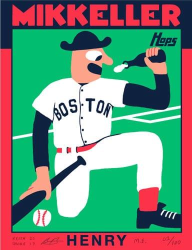 Henry Hops Boston   Mikkeller Beer