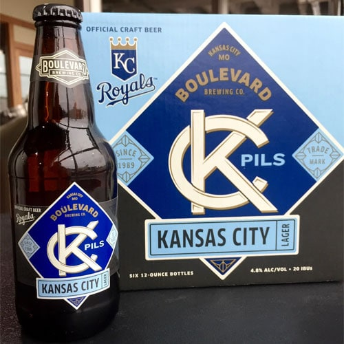KC Pils - Boulevard Brewing Co.