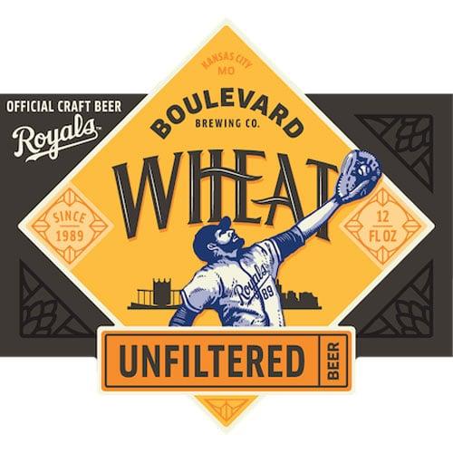 Unfiltered Wheat by Boulevard Brewing – fielder artwork