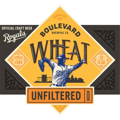Unfiltered Wheat by Boulevard Brewing – pitcher artwork