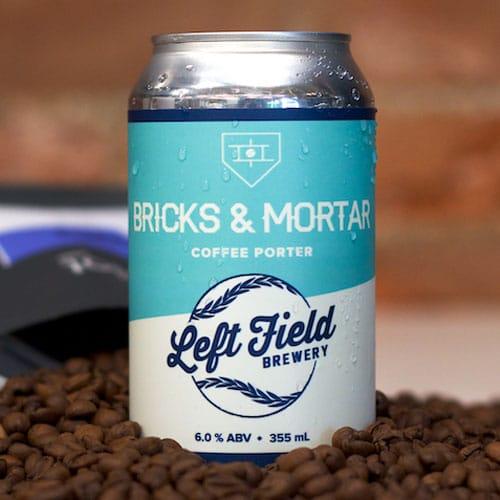 Bricks + Mortar - Left Field Brewery