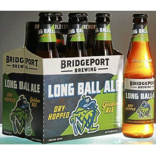 Long Ball Ale - Bridgeport Brewing