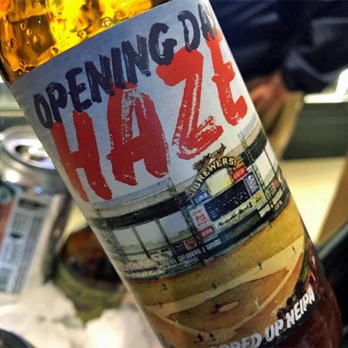 Opening Day Haze - Broken Barn Brewing