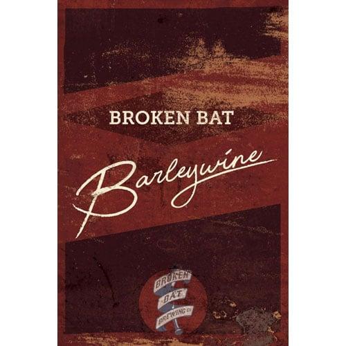 Barleywine - Broken Bat Brewing Co.