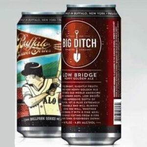 Low Bridge, Buffalo Brewer Series, 2015