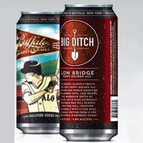 Low Bridge, Buffalo Brewer Series, 2015