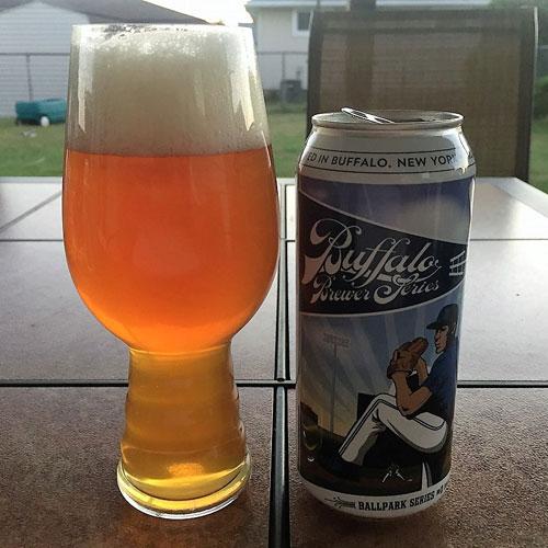 Hayburner, Buffalo Brewer Series, 2016