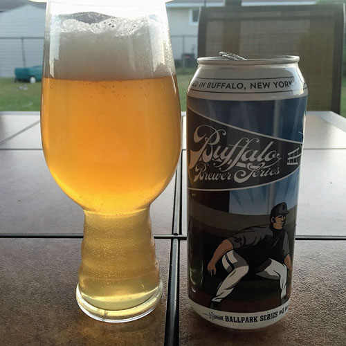 Short Stop, Buffalo Brewer Series, 2016