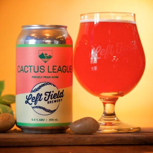 Cactus League - Left Field Brewery