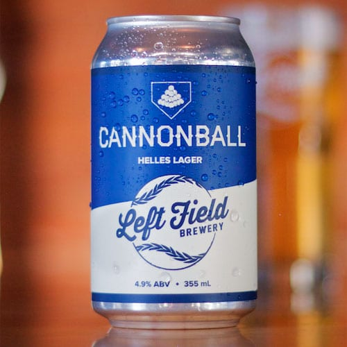 Cannonball - Left Field Brewery