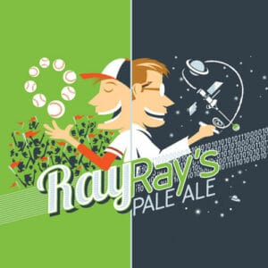 Ray Rays - Center of the Universe Brewing