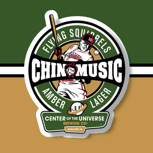Chin Music - Center of the Universe Brewing