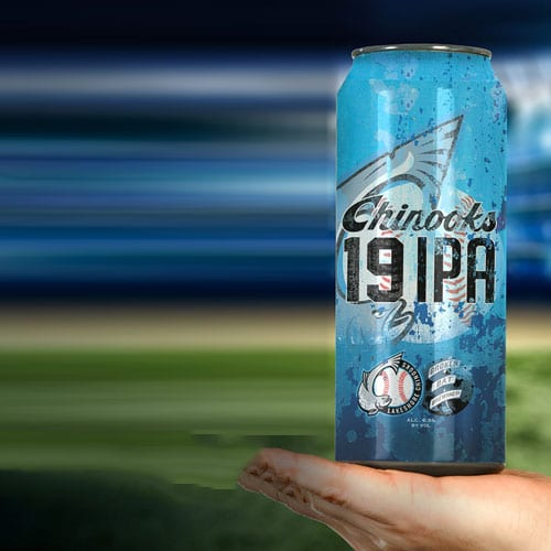 Chinooks 19 IPA – Broken Bat Brewing