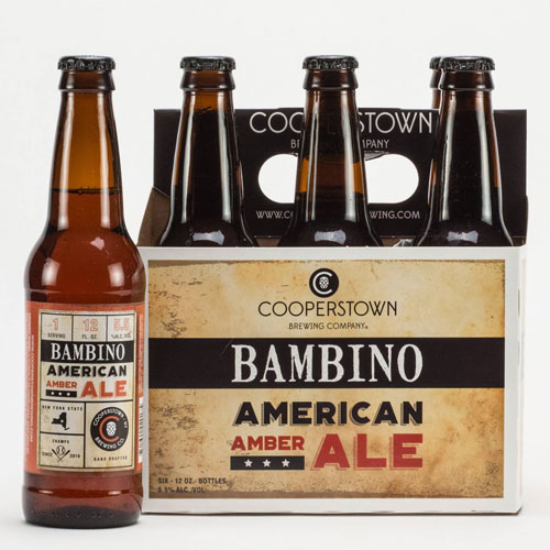 Cooperstown Brewing Co. – Bambino American Pale Ale