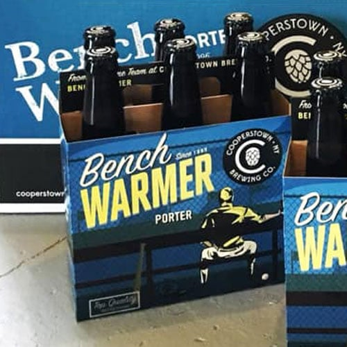 Cooperstown Brewing Co. – Bench Warmer Porter
