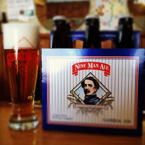 Cooperstown Brewing Co. – Nine Man Ale
