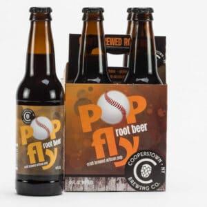 Cooperstown Brewing Co. – Pop Fly Root Beer