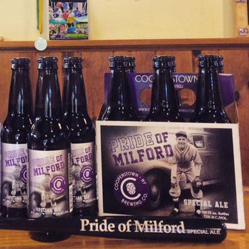 Cooperstown Brewing Co. – Pride of Milford